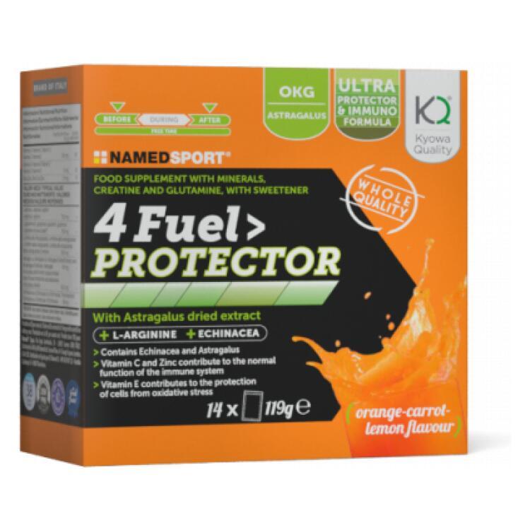 NAMEDSPORT 4 Fuel Protector