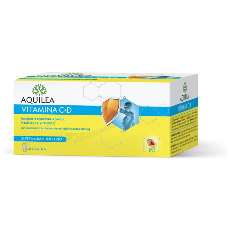 AQUILEA Vitamina C+D