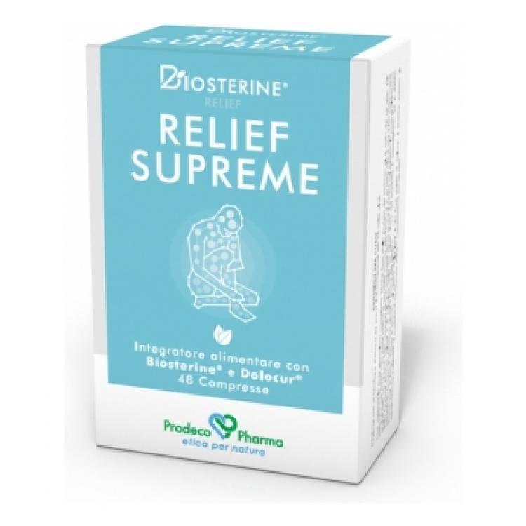 Biosterine Relief Supreme48