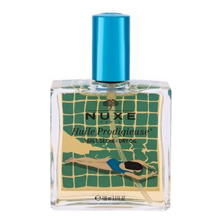 NUXE Huile Prodigieuse 100 ml Limited Edition Blu