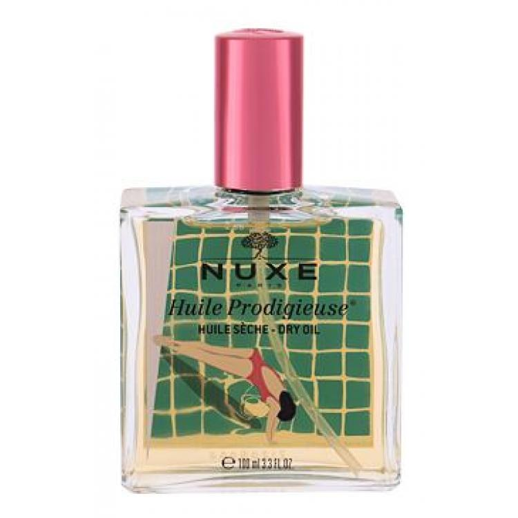NUXE Huile Prodigieuse 100 ml Limited Edition Corallo
