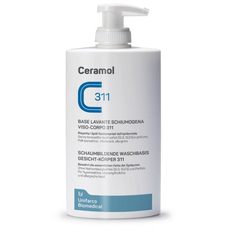 base lavante viso corpo ceramoli