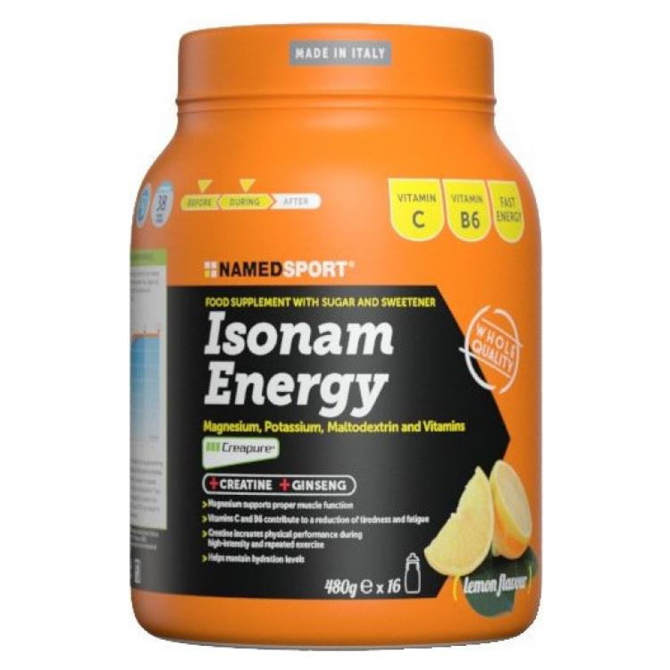 isonam energy limone