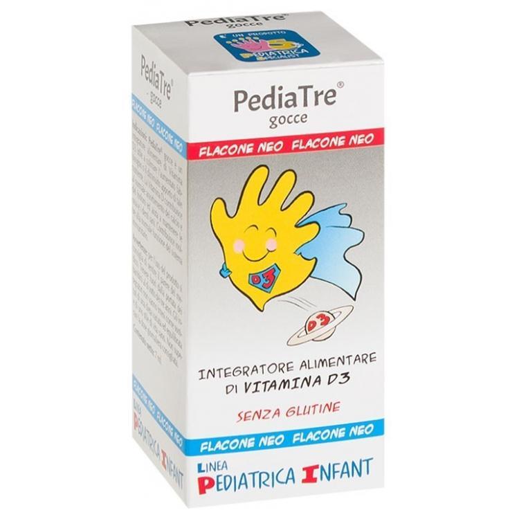 pediatre gocce
