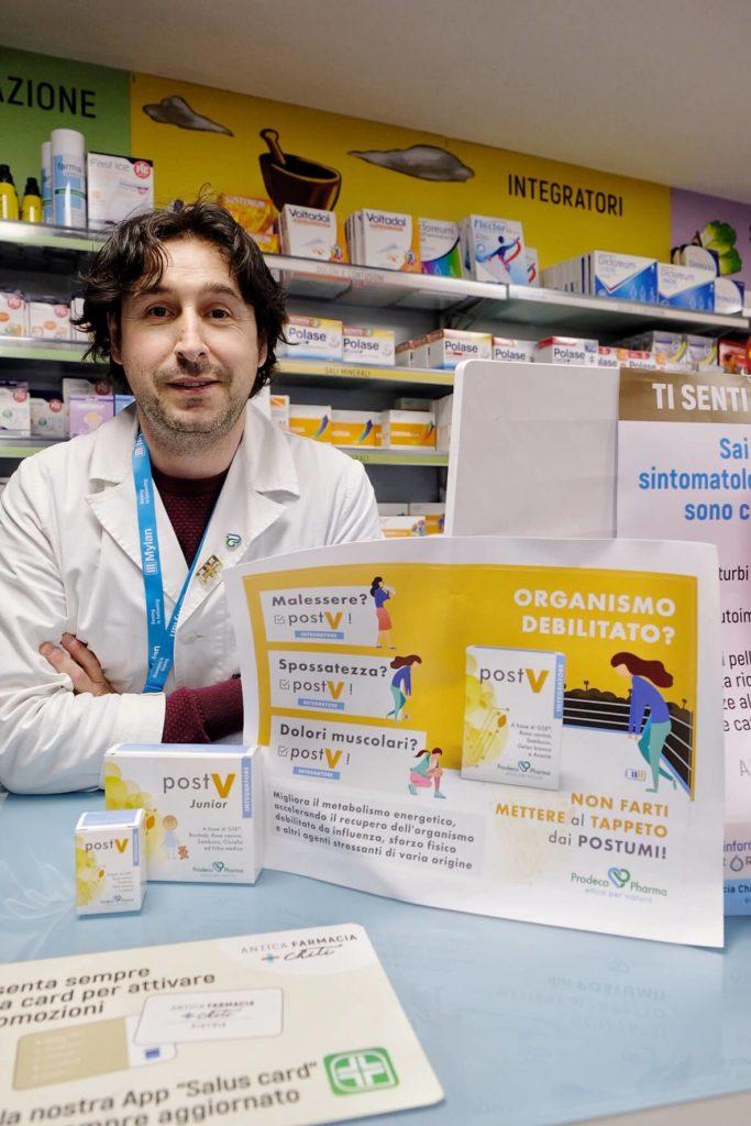post v di prodeco pharma
