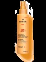 nuxe solare 50 spray