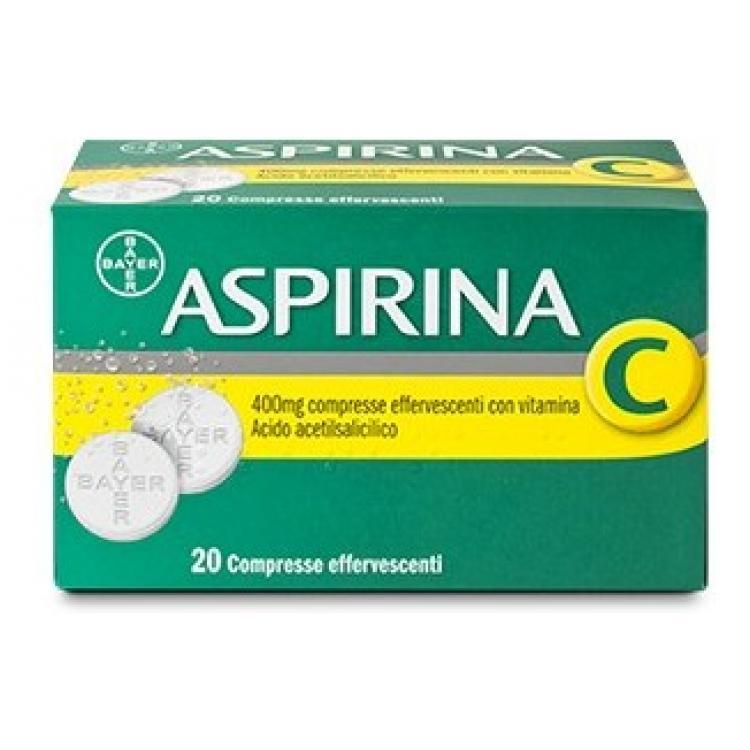 aspirina c eff20 cpr
