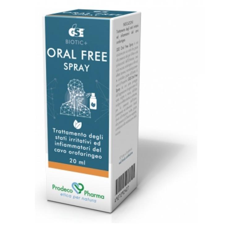 Oral Free spray