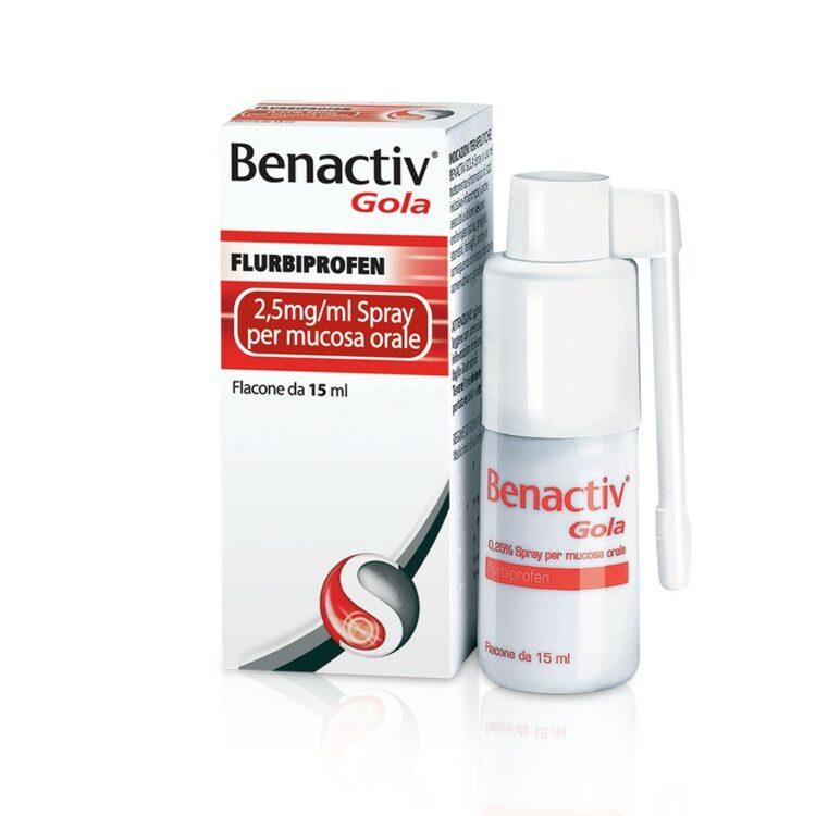 benactiv spray