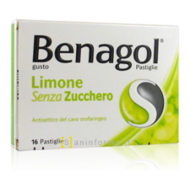 benagol limone