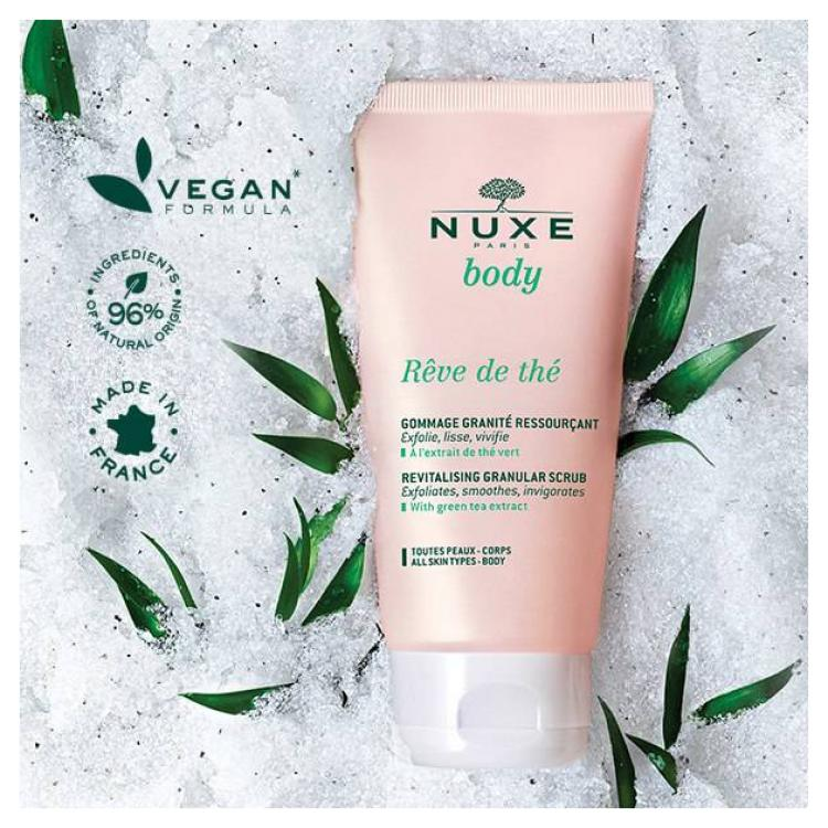 nuxe body gommage